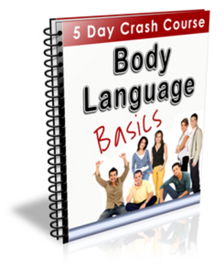 Product picture 5 Day Crash Course - Body Language Basics
