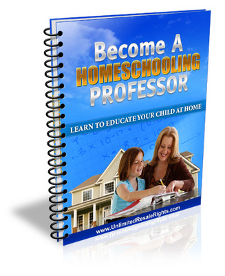 Product picture Home Schooling Professor