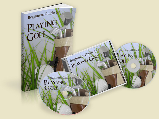 Product picture Beginners Guide To Playing Golf