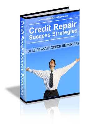 Product picture Credit Repair Success Strategies