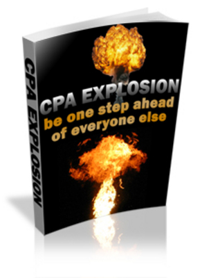 Product picture CPA Explosion