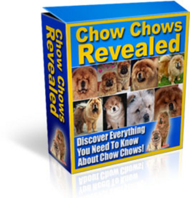 Product picture Chow Chows Revealed