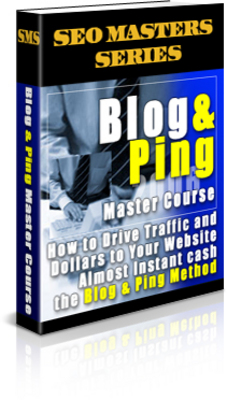 Product picture BLOG AND PING MasterCourse