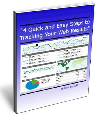 Product picture 4 Quick & Easy Steps To Tracking Your Web Results